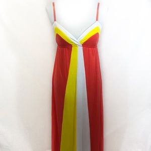 Poof Size Small Summer Maxi Dress